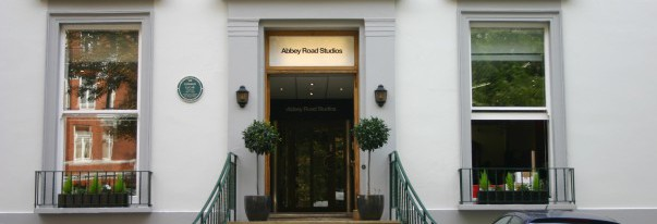 EMI Abbey Road Studios